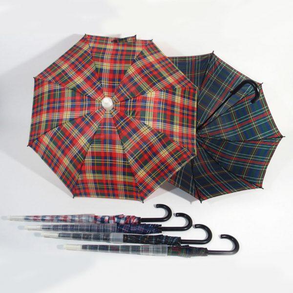 ombrello con salvagoccia