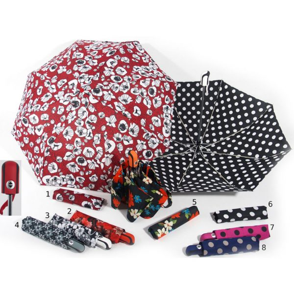ombrello donna fantasie colorate
