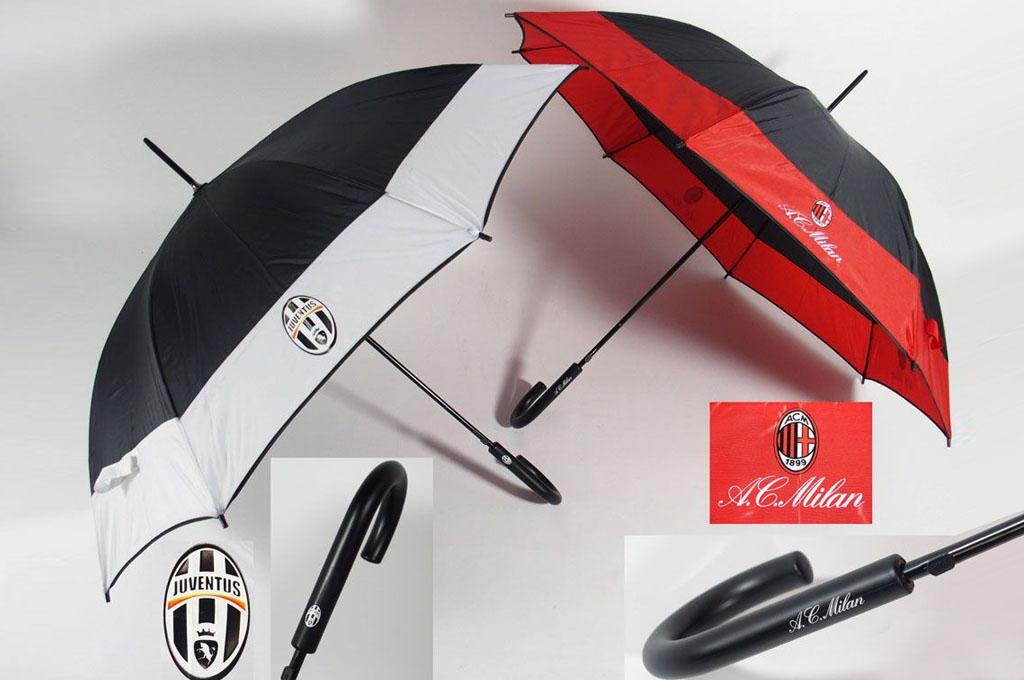 ombrello squadre di calcio